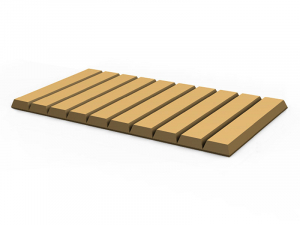 Exothermic and heat-insulating mats